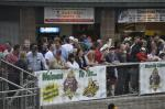 The Westside Liquor Diamondview seats offered fans a great vantage point to see the Stingers action.